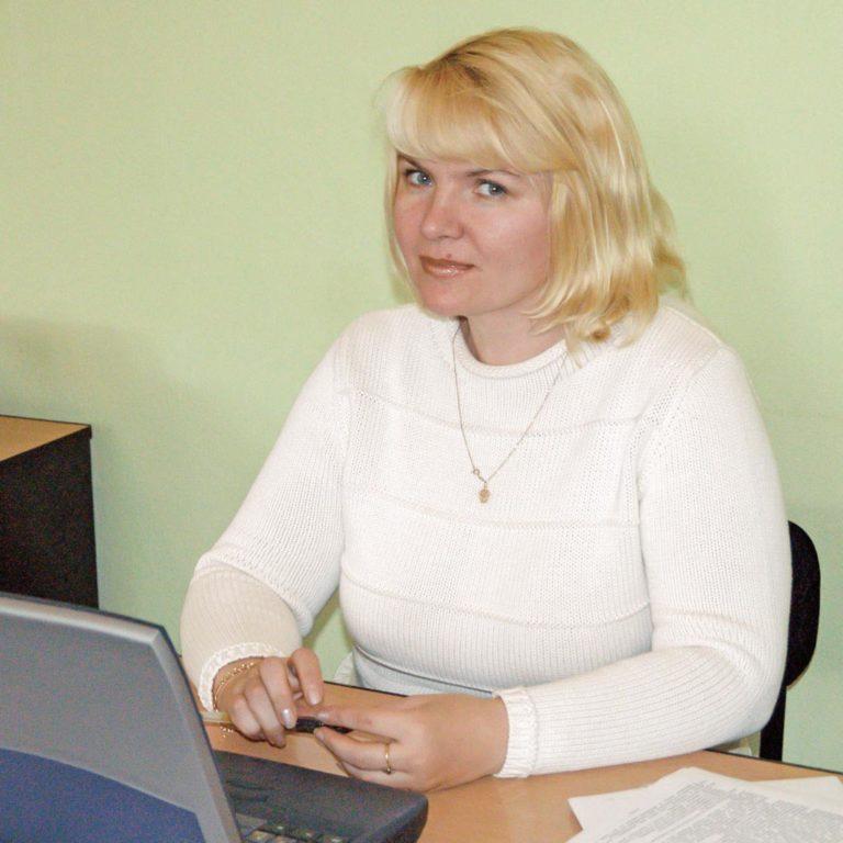 Храмова Ирина Валентиновна